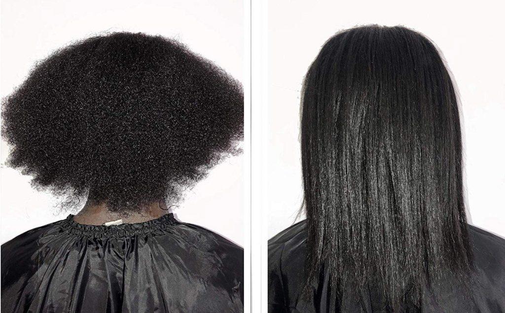lisciatura capelli afro donna